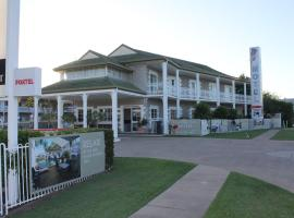 Colonial Rose Motel, hotel near Billabong Sanctuary, Townsville
