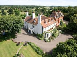 Wartling Place Country House, hotel near Pevensey Castle, Wartling