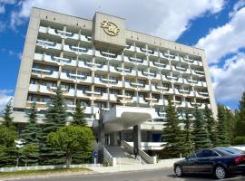 ДИС отель, отель в Чебоксарах