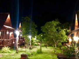 Mondulkiri Pizza Bungalows, guest house in Senmonorom