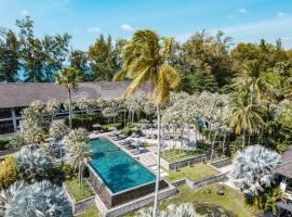 The Slate, family hotel in Nai Yang Beach