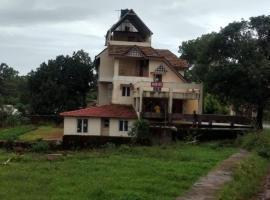 Mamta Bungalow 7BHK, villa in Panchgani