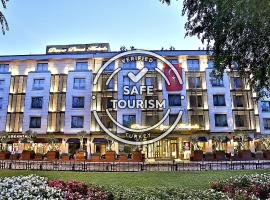 Dosso Dossi Hotels & Spa Downtown, hotel in Istanbul