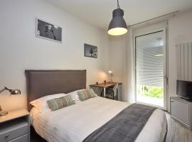 Les Chambres du CTN, hôtel à Genève près de: Stade de Genève