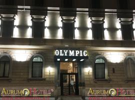 Grand Hotel Olympic Aurum Hotels, hotel near St. Peter's Basilica, Rome