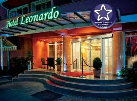 Leonardo Hotel, отель в Скопье