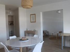 Appartement Dunkerque proximité plage et centre ville, hôtel à Dunkerque