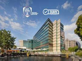 Jumeirah Creekside Hotel, hotel near Seawings Dubai Creek, Dubai