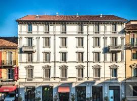 Eurohotel, hotel in Milan
