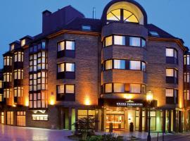Viesnīca Kranz Parkhotel pilsētā Zīgburga