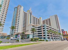 Ocean Walk Resort 708, apartment in Daytona Beach
