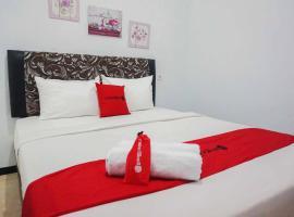 RedDoorz near Velodrome Malang 2, hotel near Mount Bromo, Ngadipuro