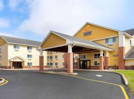 Comfort Inn & Suites, hotel in Milford