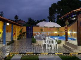 Chalé Aconchego dos Milagres, pet-friendly hotel in São Miguel dos Milagres