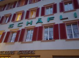 Gasthaus Schäfli, hotel in Gersau
