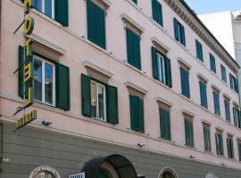 Hotel Italia, отель в Триесте
