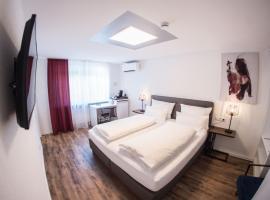 CityApartments Residence klimatisiert, hotel in Friedrichshafen