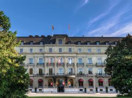 Hôtel Métropole Genève, hotel near Palazzo, Geneva