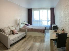 Уютная Студия, apartment in Korolëv