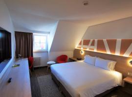 Hôtel Restaurant Au Boeuf - Room service disponible, hotel near Strasbourg International Airport - SXB,