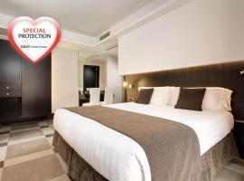 Best Western Plus Hotel Universo, hotel in Central Station, Rome