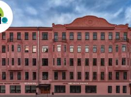 Art Nuvo Palace, hotel in Saint Petersburg