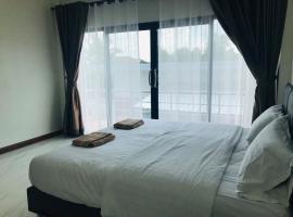 Park Villa Chaiyaphume โรงแรมในชัยภูมิ