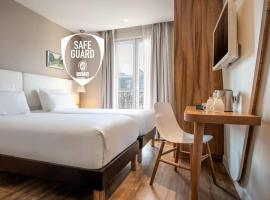 Hotel Magenta 38 by Happyculture, hotel in Paris