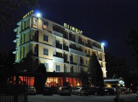 Hotel Olimpic, hotell i Castel Maggiore
