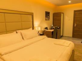 Iris Hotel, hótel í Abuja