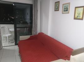 Ap com infra completa e wi fi de alta velocidade!, apartamento em Fortaleza
