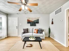The Munger Proper + Spa Pool, vacation rental in Dallas