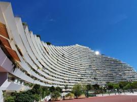 Dream French Riviera - Marina Baie des Anges, hôtel à Villeneuve-Loubet