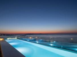 SanSal Boutique Hotel, luxury hotel in Chania Town