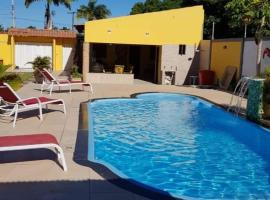 Sua casa de praia, holiday home in Maceió