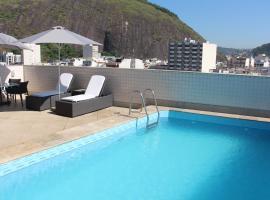 Riale Vilamar Copacabana、リオデジャネイロ、コパカバーナのホテル