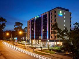 Holiday Inn Express Sydney Macquarie Park, hotel near Skoda Stadium, Sydney