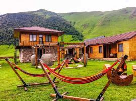 Hotel Migu Yard, hotel in Kazbegi