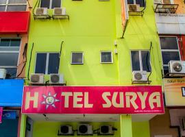 Hotel Surya,巴生的飯店