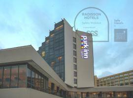 Park Inn by Radisson Libreville, hotel in Libreville
