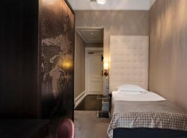 Elite Plaza Hotel, отель в городе Гётеборг