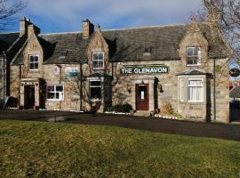 The Glenavon, hotel near Cardhu Whisky Distillery, Tomintoul