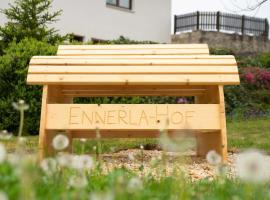 Ennerla Hof, hotel in Pottenstein