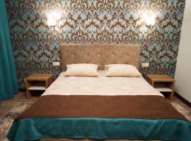 Гостинично-банный комплекс Гоньбинские бани, hotell sihtkohas Barnaul