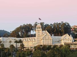 The Claremont Club & Spa, A Fairmont Hotel, hotel near University of California Berkeley, Berkeley