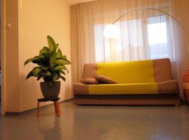 Dzīvoklis Apartment City Heart Valmierā