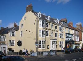 The Brunswick Hotel, hotel in Bridlington