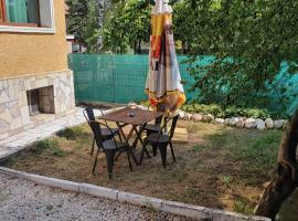 Сладко Безделие - Градински Апартамент, апартамент във Велинград