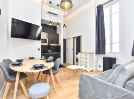 CMG Friedland // Champs Elysées II, self catering accommodation in Paris