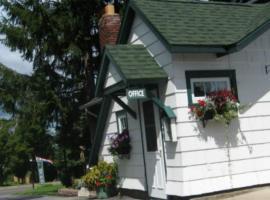 K's Motel & Cottages, budget hotel in Clayton